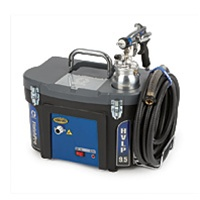 GRACO FINISHPRO HVLP 9.5 TURBINE SPRAYER