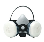 SAS LOW MAINTENANCE HALFMASK CARTRIDGE RESPIRATOR